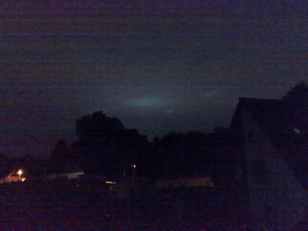 Leuchterscheinungen über Gelsenkirchen (11.08.2011 / ca. 23:00) - GELÖST (3/6)